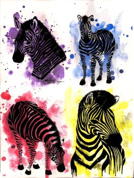 More Zebras by PromisedPrince