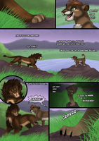 The Outcast Page 11 by TorazTheNomad