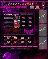 XstreamingcamsX Website by PatrickJoseph