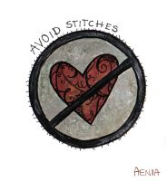 Avoid stitches by Aenia
