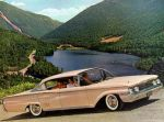 After the age of chrome and fins : 1960 Mercury by Peterhoff3