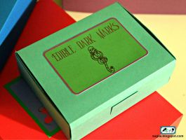 Weasley's Wizard Wheezes Candy Boxes by SugiAi