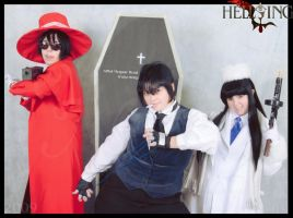 Hellsing's Finest :YoumaCon: by Circe-Baka