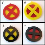 X-Men First Class pendant by milkool