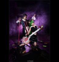 Code Geass - Code Black in Ashford by vaxzone