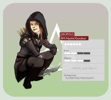 Assassin's Creed ID by AM-Nyeht