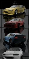ICC Honda Crx 3d by Import-Car-Club