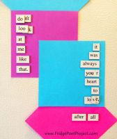 The Daily Magnet #149 by FridgePoetProject