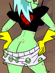 Wander Over Yonder - Lord Dominator 25 by theEyZmaster