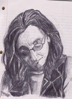 Geddy Lee by KittyDarklore