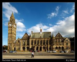 Rochdale Town Hall rld 01 by richardldixon