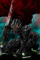 Guts Gone Berserk by 0Gungrave0