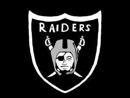 Oakland Raiders by EpicAndy888