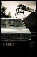 Opel Manta A by Andso