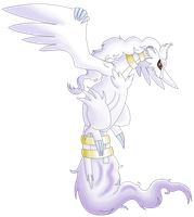 Shiny Reshiram Sesody - Secenos Header Color Edit by MelodyCrystel