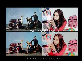 PSD coloring 1 by MF1993