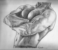 Strong Arm by marcgosselin