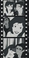 Jim Hawkins/Ariel - Photobooth Love by gating