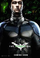 The Nightwing Film Poster 2014 by RedVirtuoso