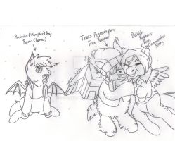 Reactions to the cold by G1-Ratbat