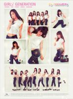 SNSD Edit #1 by leeaudrey