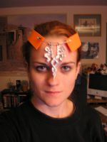 Midna Forehead Piece by Liquidfire3