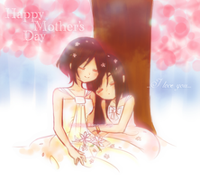: Mother's Day : by maikyuu