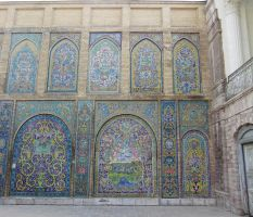 Persian Architecture 15 - Wall by fuguestock