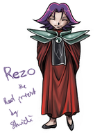 Rezo - The Slayers by Sesshoumaru-lover