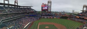 Citizens Bank Park Panorama by javy905