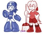Mega Gender Swap by rongs1234