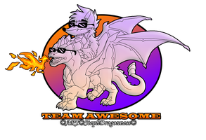 CB StD: Team Awesome by StephDragonness