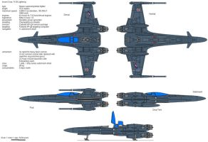Incom Xi-35 Lightning by Soter-1