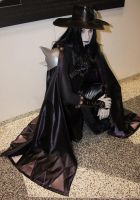 Dhampir by NiGHTmaren-Cosplay