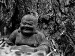 Laughing Buddah by coffeenoir