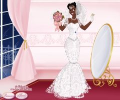 Bride-to-be Whitney Taylor by LadyIlona1984