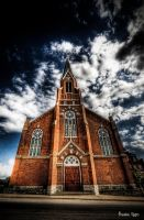 Church Front by blhayes87