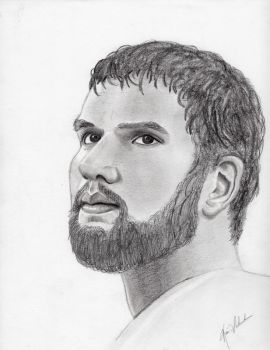 Andrew Luck by Klench-Art