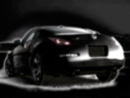 Ghost of the Fairlady by LouderGeneration