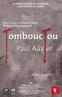 Theatre Poster - Tombouctou by CDrice