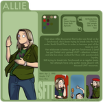 SftT: Allie by Girl-on-the-Moon