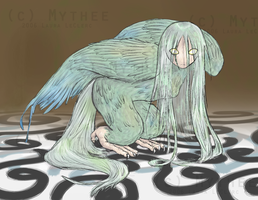 Gracia - Grass Nymph by Mythee