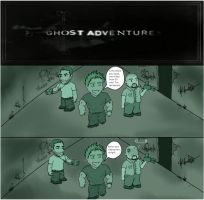 Poor Aaron.. Ghost Adventures by Ing1984Soc