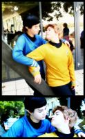 SPIRK-Cosplay - In your eyes by XxGogetaCatxX