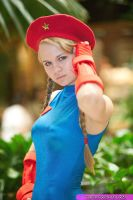 Cammy White blue by AlisaKiss