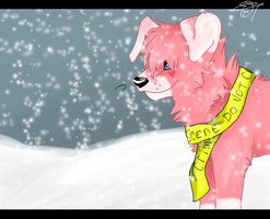 let it snow baby by thelunacy-fringe