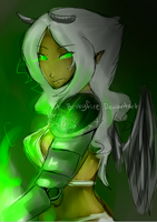 Emerald Sommonness by Brixyfire