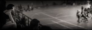 Roller Derby I by A-Parrot