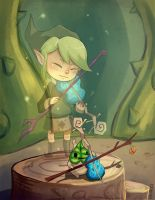 Fado and Makar by Rosana127
