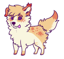 Star pup auction! CLOSED by necrovut